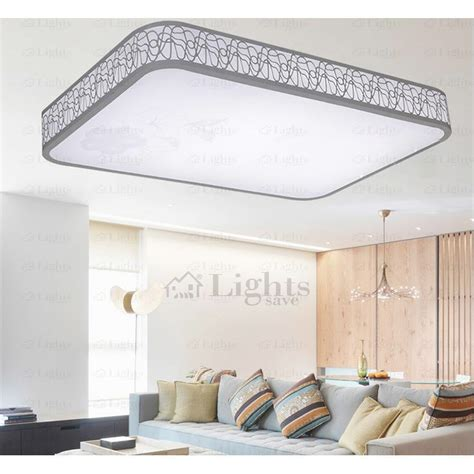 bedroom ceiling lights modern simple modern rectangle flush mount led bedroom ceiling lights