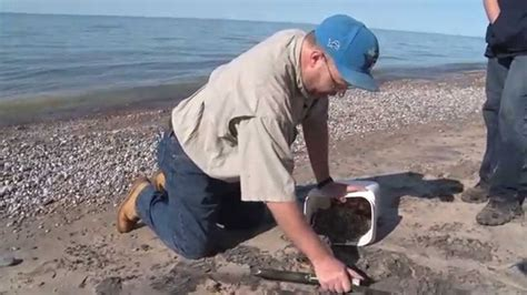 discovering prospecting  lake superior gold great