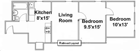 railroad style bedrooms types of apartments in nyc streeteasy