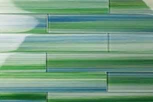 blue green 2x12 hand painted subway glass tile kitchen for backsplash bathroom ebay