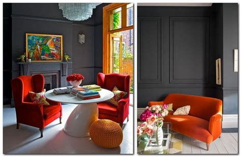pantone home and interiors 2017 top trend 2017 flame color home interior design