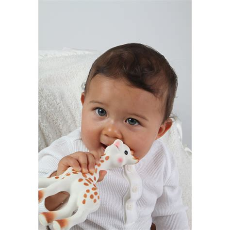 Baby Giraffe Teether vulli the giraffe teether