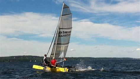 weta trimaran zu verkaufen multihull sailing ihr mehrrumpfboot spezialist in