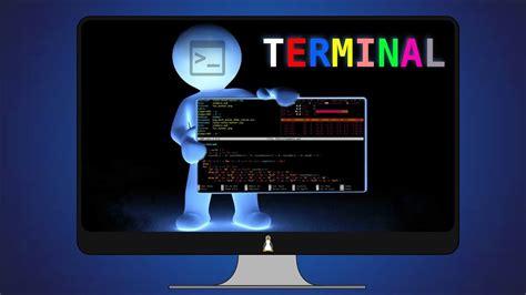 linux terminal colors my linux terminal color scheme