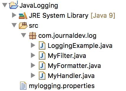 tutorial java logging logger in java java logging exle journaldev