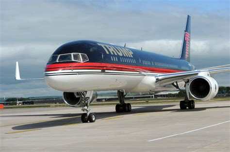 trump s plane top 10 facts about donald trump s boeing 757 aviation blog