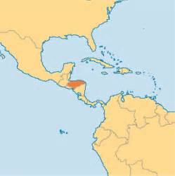 honduras on a world map honduras stops 5 syrians with passports headed to the
