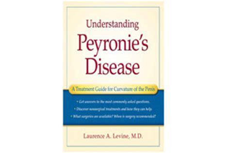 understanding peyronie s disease dr levine