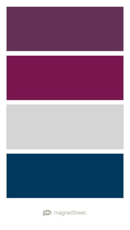 colors that go with plum 10 best ideas about sangria wedding colors on