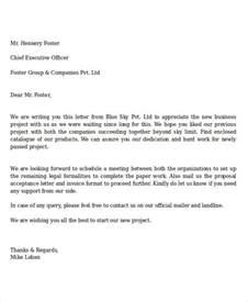 query letter templates 5 free sample example format