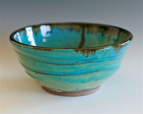 Handmade Ceramic - turquoise glaze and inspiration on