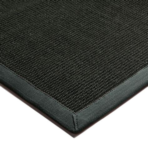sisal rug with black border black sisal runners and rugs with grey border from only 163 59