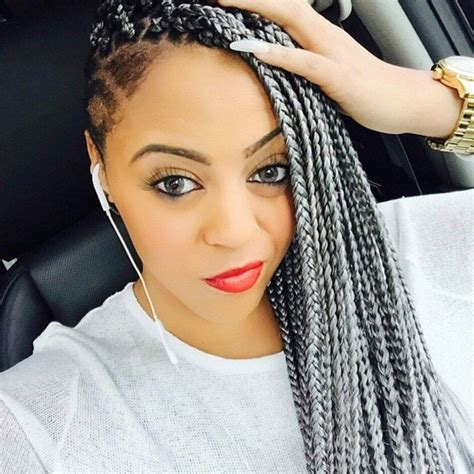 young black women with gray hair styles silver hair 30 gorgeous silver hairstyle ideas
