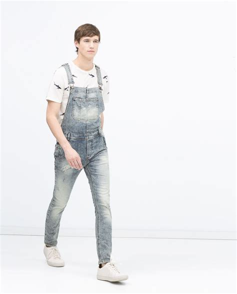 Zara Overall By Aqeela 1 93 best images about latzhosen dungarees overalls on