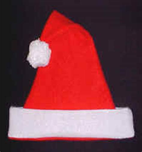 make your own santa hats and stockings party people inc