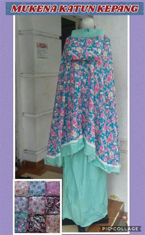 Daster Payung Katun Dewasa A4 konveksi mukena katun jepang std dewasa murah 78ribu peluang usaha grosir baju anak daster