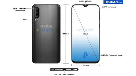 Samsung A10 Specs by Samsung Galaxy A10 A30 And A50 Specs Leaked Noypigeeks