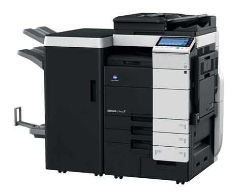 Printer Konica Minolta konica minolta bizhub c754e color multifunction printer copierguide
