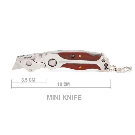 knife dimensions free shipping workpro mini change folding lock back