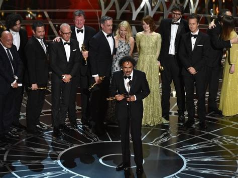 oscar film of the year 2015 birdman wins four oscars including best picture