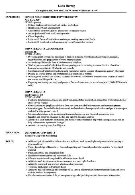 Equity Resume by Equity Resume Sles Velvet