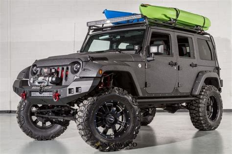 starwood motors bronco 2015 jeep wrangler unlimited rubicon dallas texas