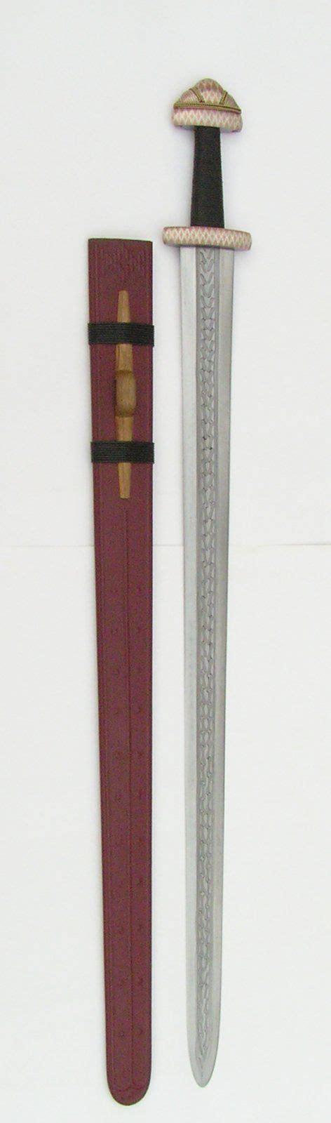 pattern welded viking sword pinterest the world s catalog of ideas