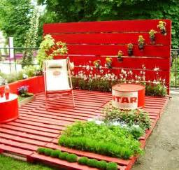 europaletten garten pallet decks and other uses upcycle pallets