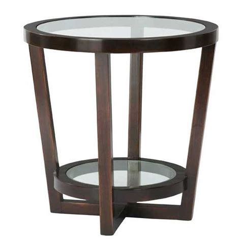 Cool End Tables by Bernhardt Zola End Table Cool