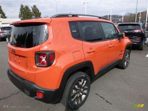 jeep renegade orange interior omaha orange 2016 jeep renegade latitude 4x4 exterior