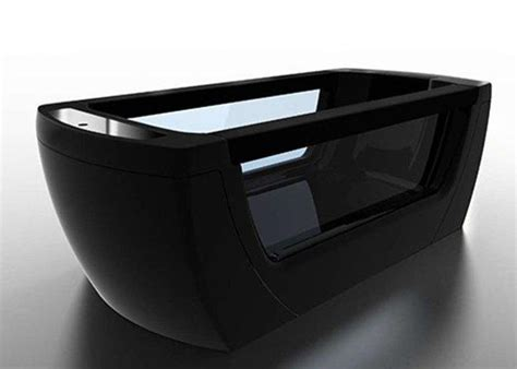 black freestanding bathtub black freestanding bathtubs by gruppo treesse digsdigs