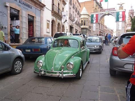 Imagenes De Vochos Verdes   vochos modificados y tuneados en desfile en zacatecas