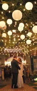Hanging Light Decorations Wow Factor Wedding Ideas Without Breaking The Budgetthe Wedding Of My Dreams