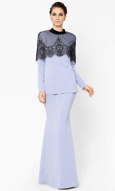 13 design baju kurung moden lace terkini cantik sweet murah