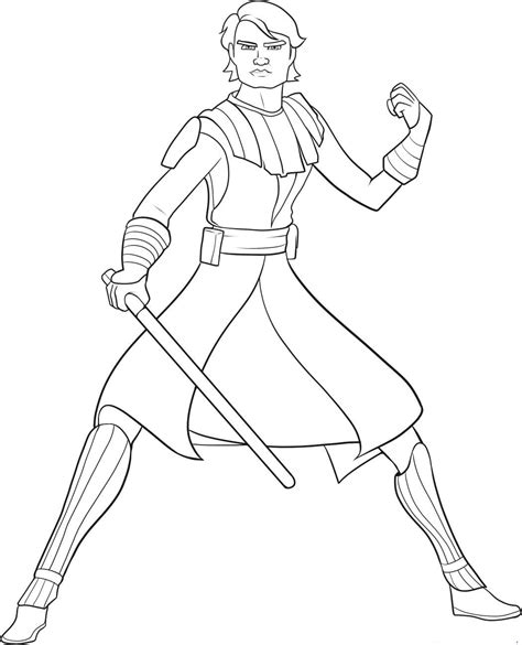 the clone wars coloring pages printable free coloring pages of wars luke skywalker