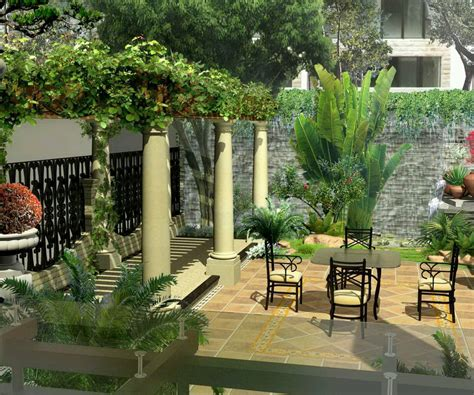 house garden design new home designs latest modern homes gardens designs