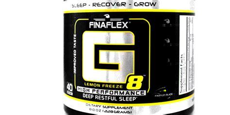 g8 supplement review of finaflex s effect sleep support formula g8