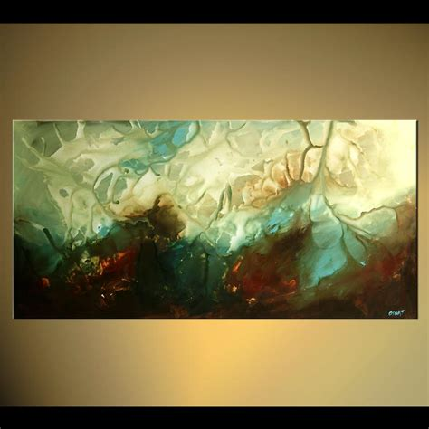 large paintings abstract painting large modern painting beach water