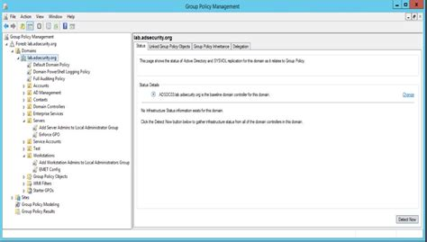 policy management console sneaky active directory persistence 17 policy