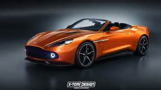 Zagato Aston Martin Does The Aston Martin Vanquish Zagato Work As A Convertible