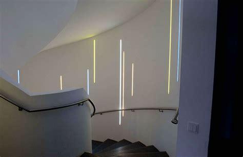 treppenaufgang beleuchtung treppenaufgang kita perschl perschl lichttechnik