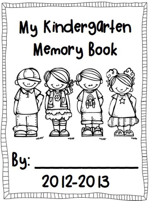 Kindertrips Free Memory Book Preschool Memory Book Template