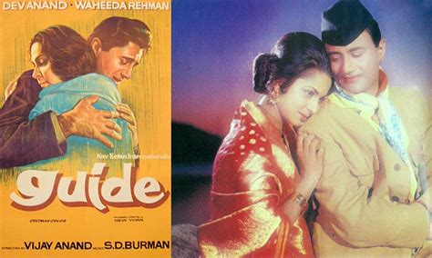 waheeda rehman guide movie hairstyles photo the guide film review