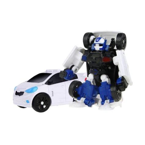 Tobot Mini C jual mini tobot c transformer robot mobil mainan anak