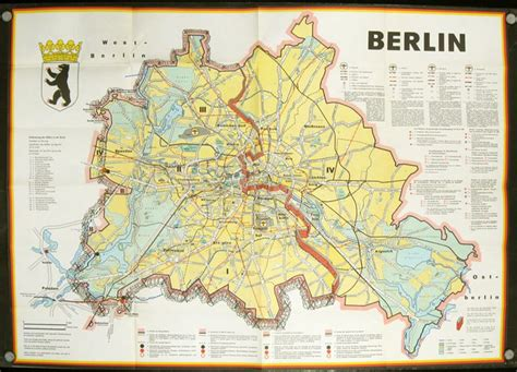 map of germany showing berlin image gallery map east berlin