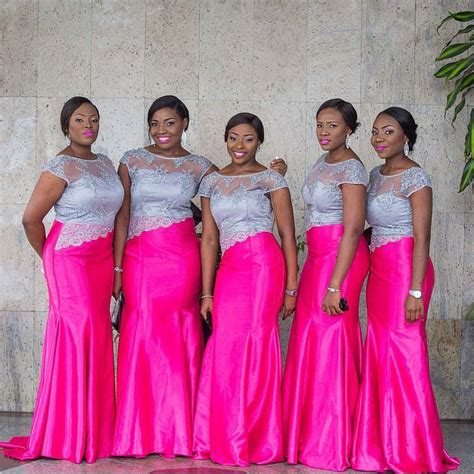 Bridal Train Dresses And Styles In Nigeria | nigerian bridal train styles 2015