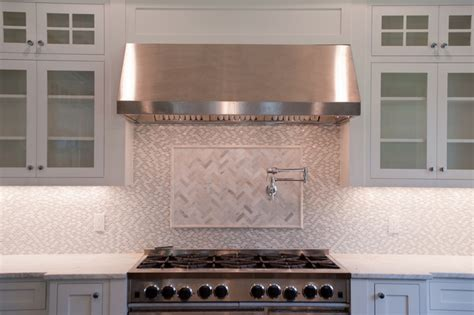 herringbone kitchen backsplash marble herringbone tiled backsplash design ideas