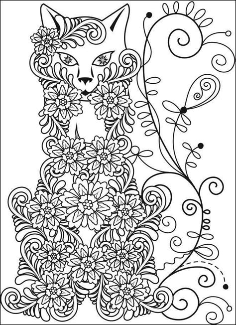 10 b 228 sta bilder om colouring cats dogs zentangles