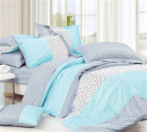light blue twin xl comforter search oversize full comforter sets dove aqua light blue