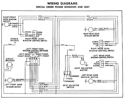 28 wiring diagram for chevy power seats k